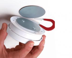 3M placa magnética para detector de fumaça