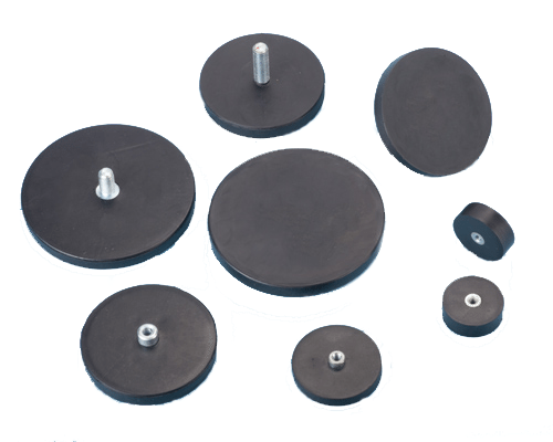 Rubber Coated Pot Magnets Featured Image