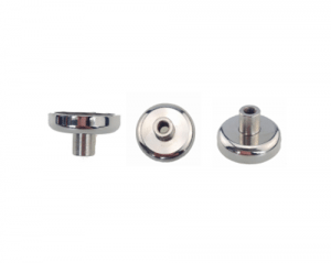 NdFeB Pot Magnet with Male Threaded (Internal Thread)